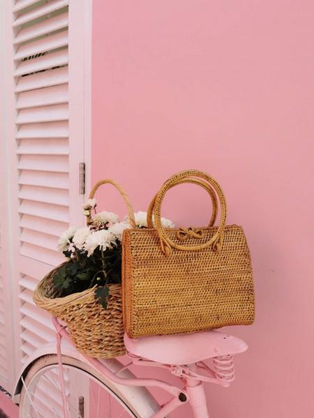Original Rattan Bag - Designers choice