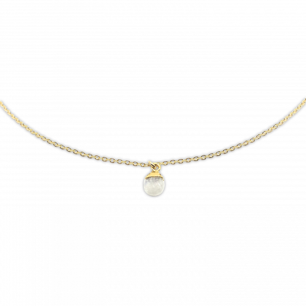 Halskette Moonstone