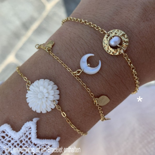 Bracelet Pearl Moon