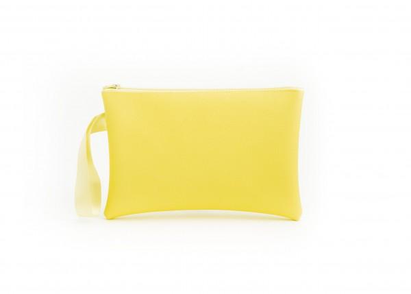 Tropical Yellow Mini Bag