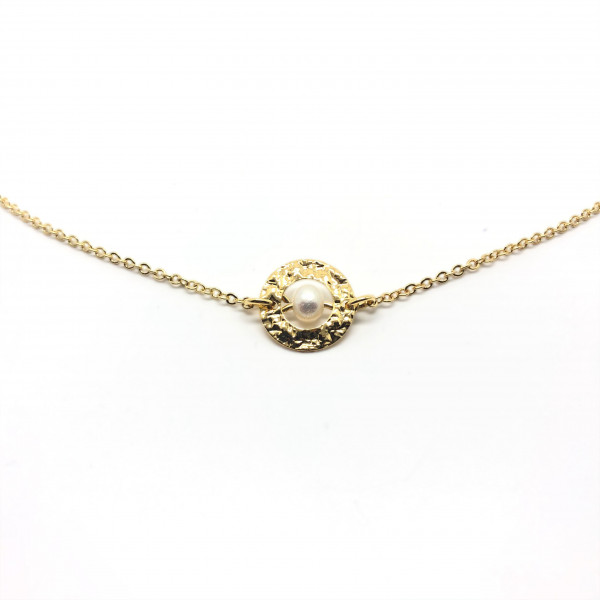 Halskette Pearl Moon